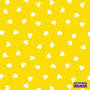 1115 - Coração Branco_Amarelo