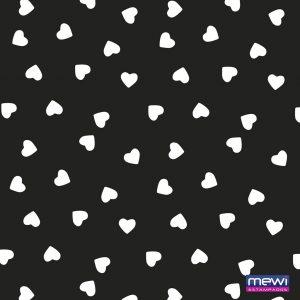 1115 - Coração Branco_Preto