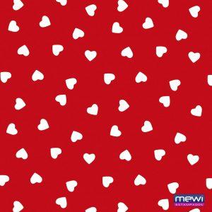 1115 - Coração Branco_Vermelho