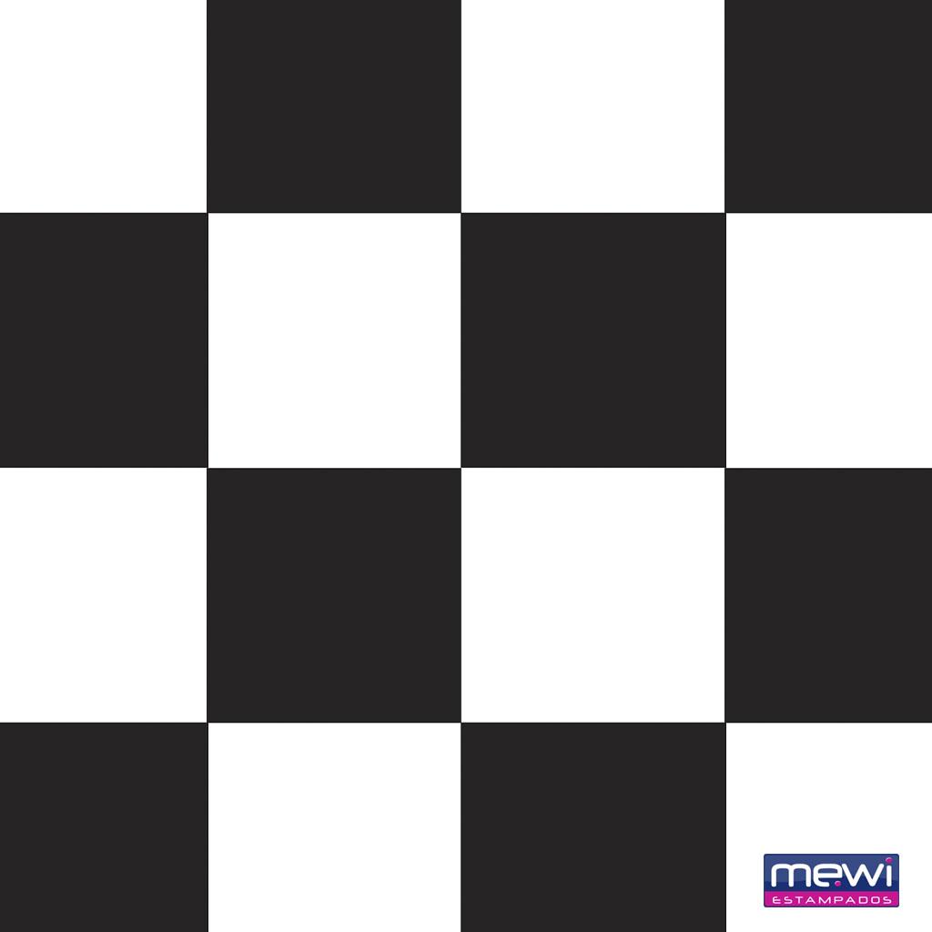 2062 – Quadriculado Preto_Branco