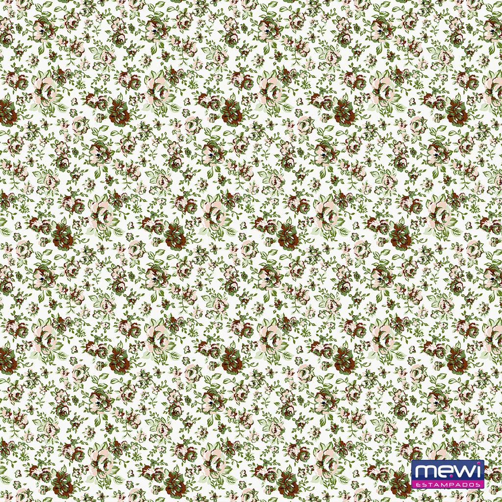 6030 – Floral_mostarda