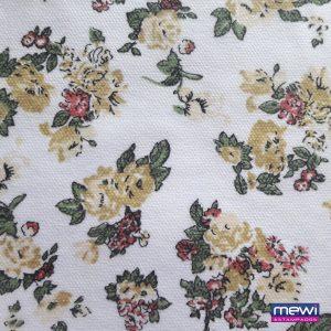 6031 - Floral Mostarda