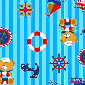7021 - Ursinho marinheiro