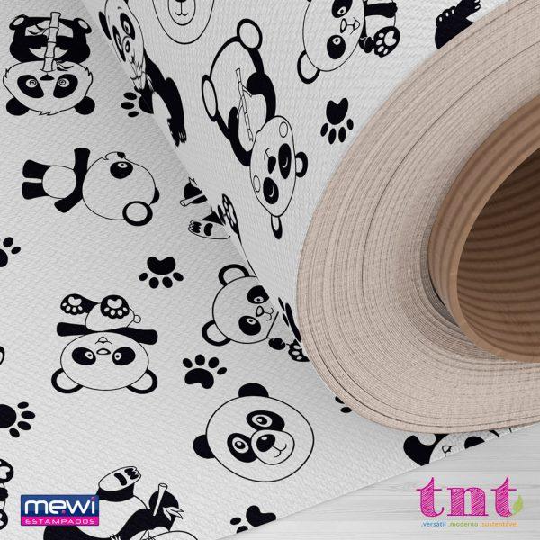 Tecido TNT Panda