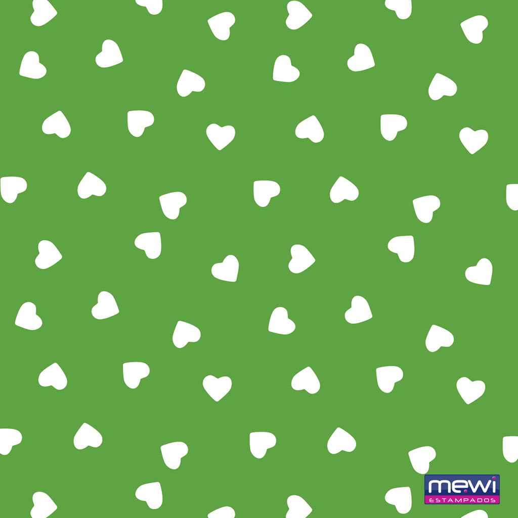 1115 – Coração Branco_Verde