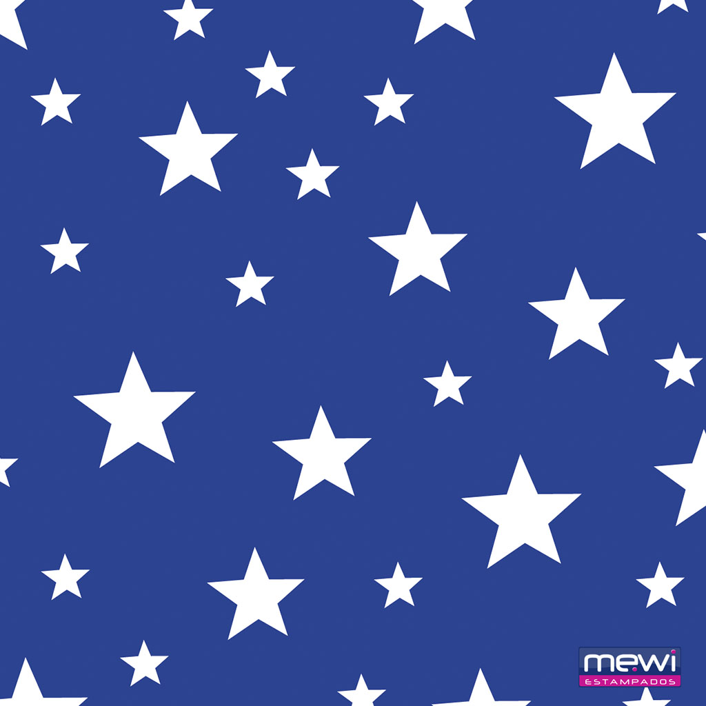 1120 – Estrela – Branco_Azul Royal