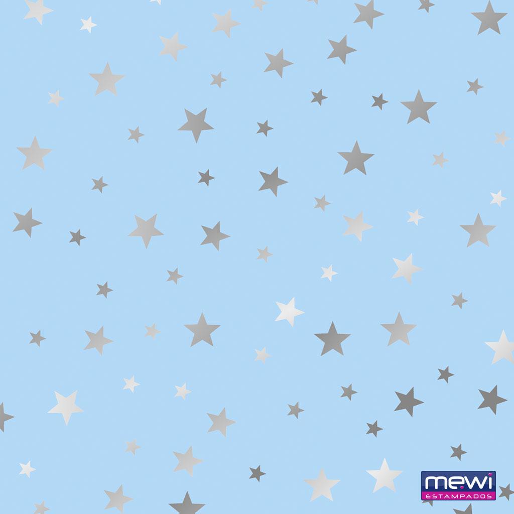 1187 – Estrela – Prata_Azul bebê