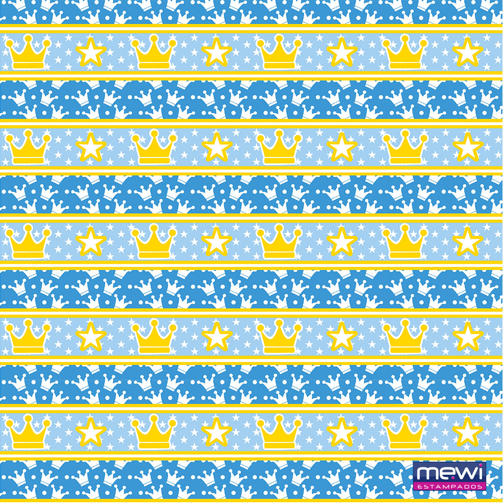 3829 – mini coroa-Azul