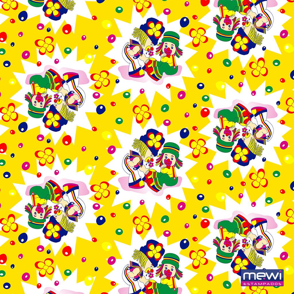 6104 – palhaço_Amarelo