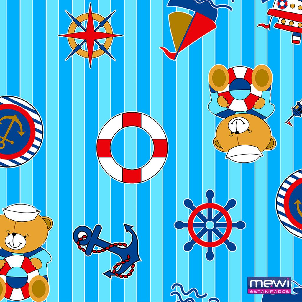 7021 – Ursinho marinheiro