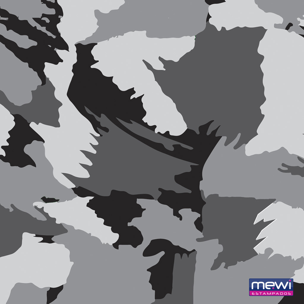 4055 – camuflado cinza