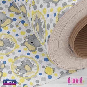 Tecido TNT Elefantinho